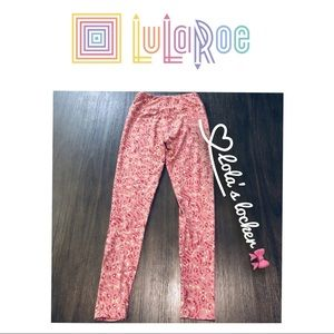 LuLaRoe Full Length Leggings